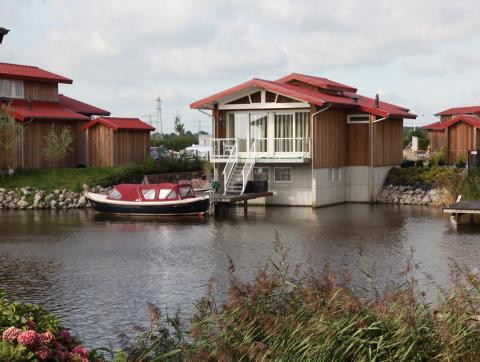6-person cottage Zilvermeeuw comfort