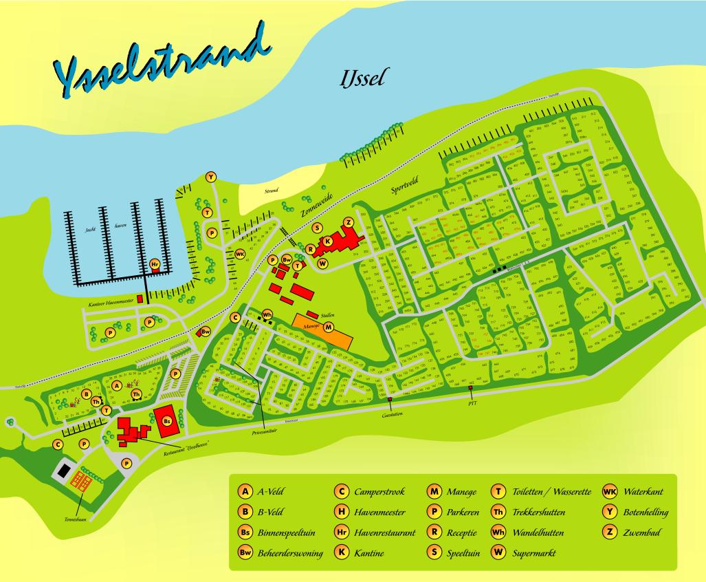 Camping IJsselstrand