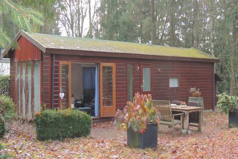 2-person mobile home/caravan Boskikker BP134