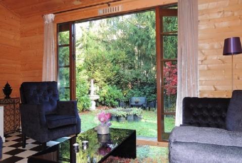 2-person mobile home/caravan Onze Hut