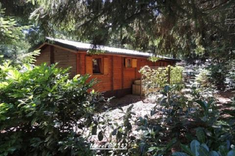 4-person mobile home/caravan Merel Sauna BP142