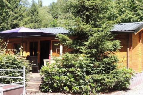4-person mobile home/caravan Merel Sauna deluxe BP145