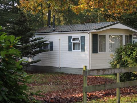 6-person mobile home/caravan Veldkamp Comfort