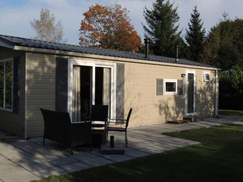 4-person mobile home/caravan Eekhoorn