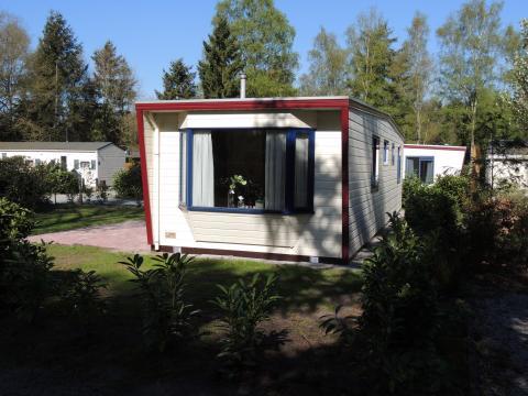 4-person mobile home/caravan Vlinder