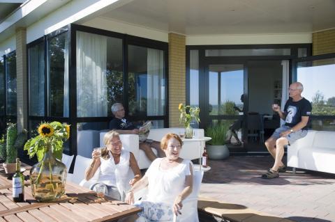 8-person holiday house Havenvilla