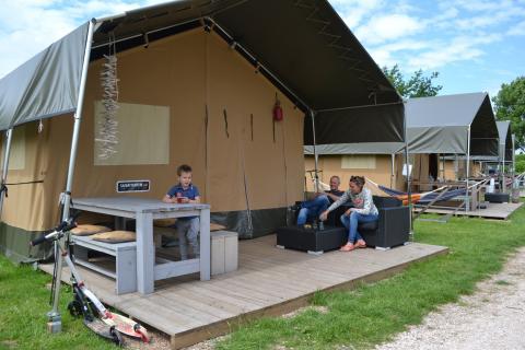 5-person tent Safari