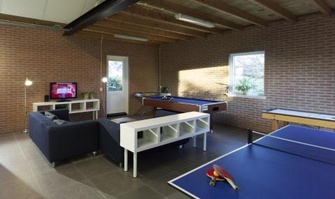 20-person group accommodation Havenhuis