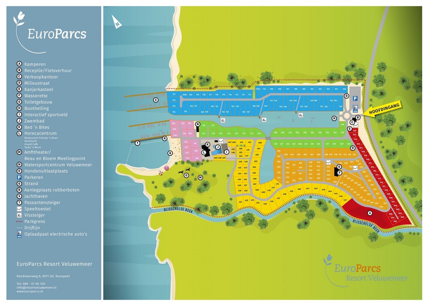 EuroParcs Resort Veluwemeer