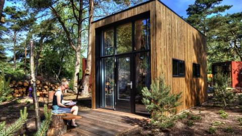 2-person holiday house Tiny House