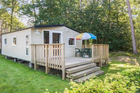4-person mobile home/caravan Heinchalet