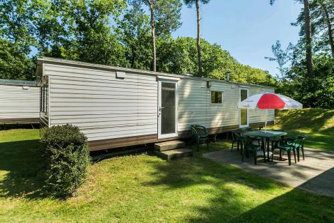 6-person mobile home/caravan Reeënveld