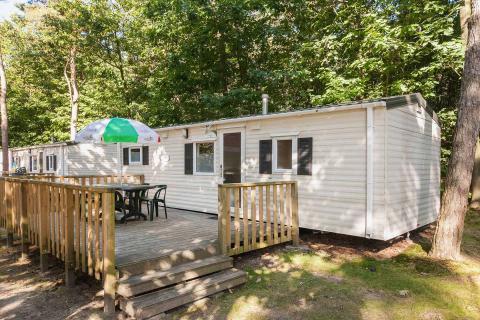 4-person mobile home/caravan Veluwe