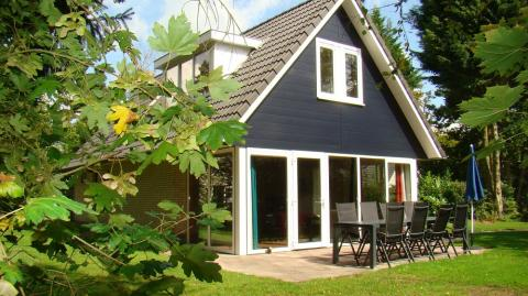 8-person holiday house Premium