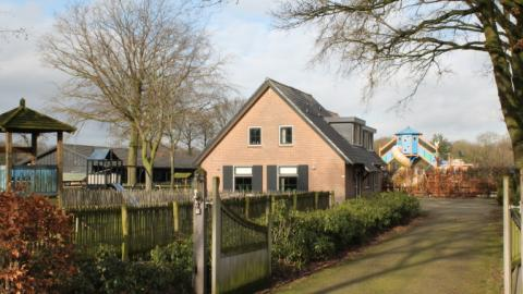 20-person group accommodation Boerderij