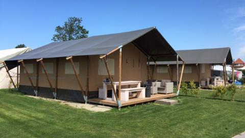 6-person tent Safaritent Luxe