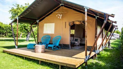 6-person tent Safaritent