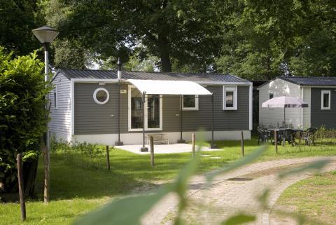 4-person mobile home/caravan Landleven
