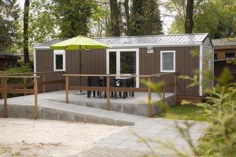 4-person mobile home/caravan Landleven Life