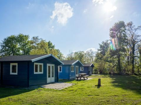 4-person holiday house Trekkershut Deluxe