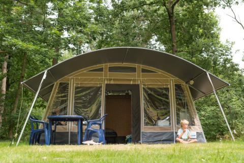 4-person tent Tunneltent