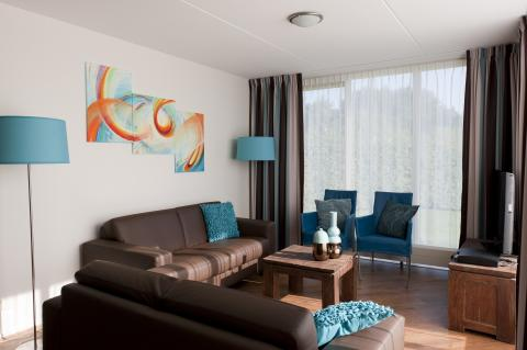 7-person cottage Comfort