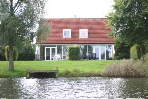 12-person cottage comfort 2 accommodaties geschakeld