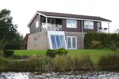 12-person cottage Standaard 2 accommodaties geschakeld