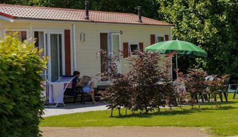 6-person mobile home/caravan 2+4 (tot 18 jaar) A