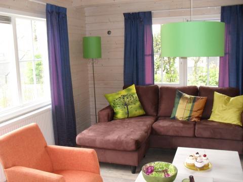 6-person mobile home/caravan FC6