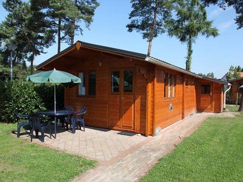 6-person mobile home/caravan Buitenverblijf