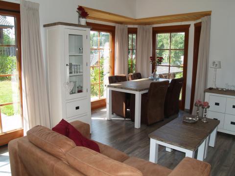4-person mobile home/caravan Boekhorst