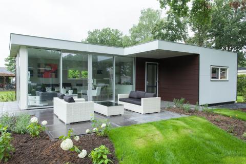 6-person mobile home/caravan Pavilion