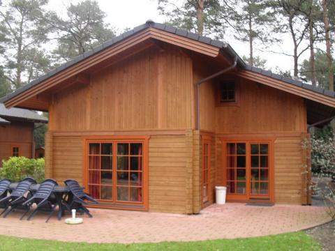 8-person mobile home/caravan Boekhorst l'etage