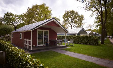 4-person mobile home/caravan Leistert Lodge