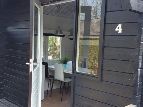 4-person cottage Blokhut