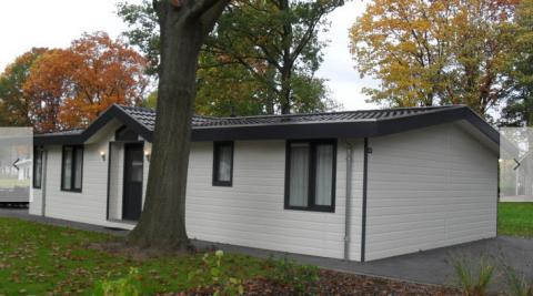 8-person mobile home/caravan Hackfort