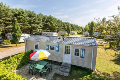 4-person mobile home/caravan Prinsenhof