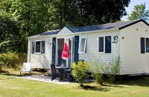 6-person mobile home/caravan Tamaris XL - WEEKSPECIAL