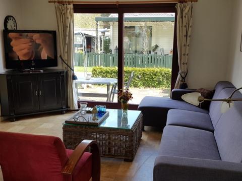 4-person mobile home/caravan Comfort XL