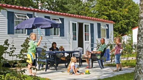 6-person mobile home/caravan Splesjhome 4+2