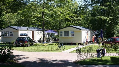 4-person mobile home/caravan Woodpecker
