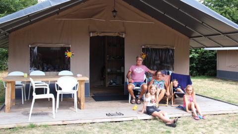 6-person tent Brabant