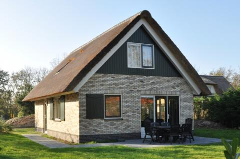 6-person cottage Landhuis
