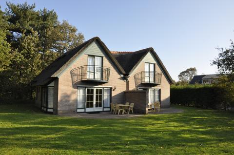4-person cottage Landhuis