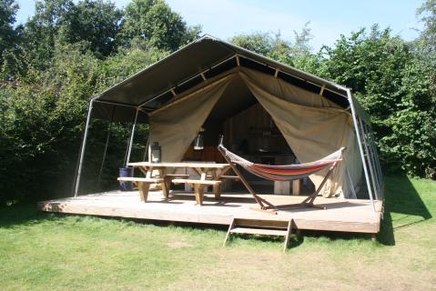 5-person tent Strandheem Lodge