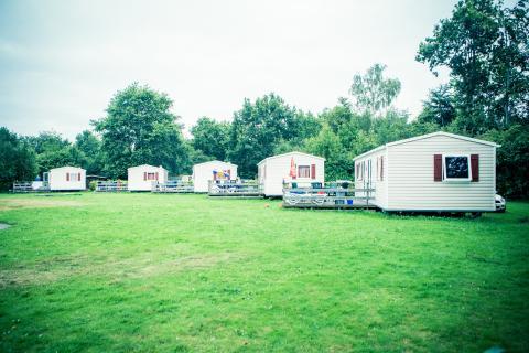 6-person mobile home/caravan Mobile Home