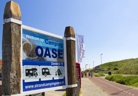 Strandcamping Oase