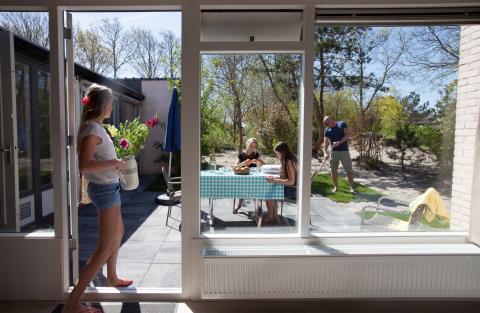 4-person cottage De Luxe
