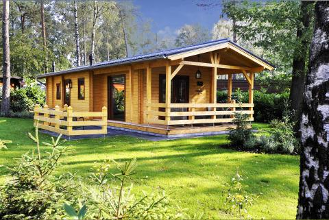 2-person cottage Lodge